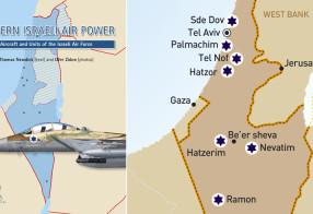 Israeli Airbases