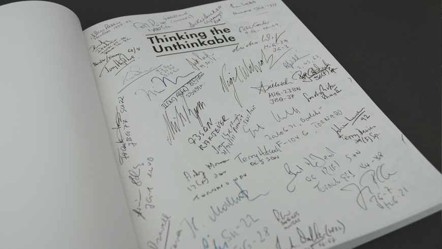 Thinking The Unthinkable Signatures
