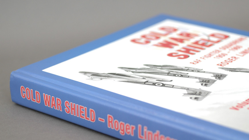 Cold War Shield by Roger Lindsay book cover