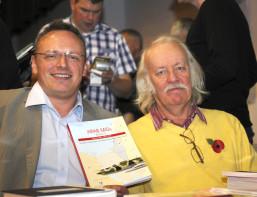 Harpia Publishing authors Tom Cooper and David Nicolle