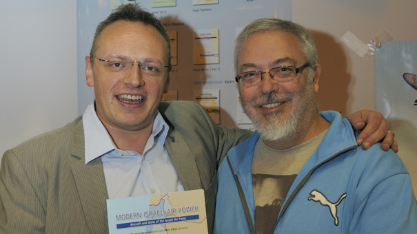 Harpia Publishing authors Tom Cooper and Ofer Zidon