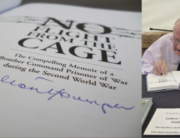 Carlton Younger, Bomber Command Veteran and Author