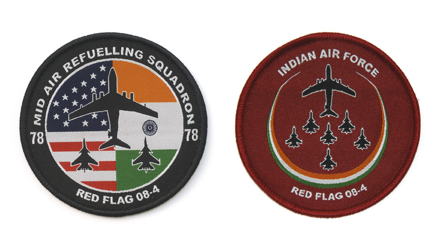 Indian Air Force 78 Sqn Patch Designs