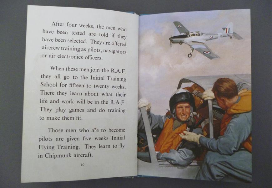 People_at_Work_The Airman_artwork